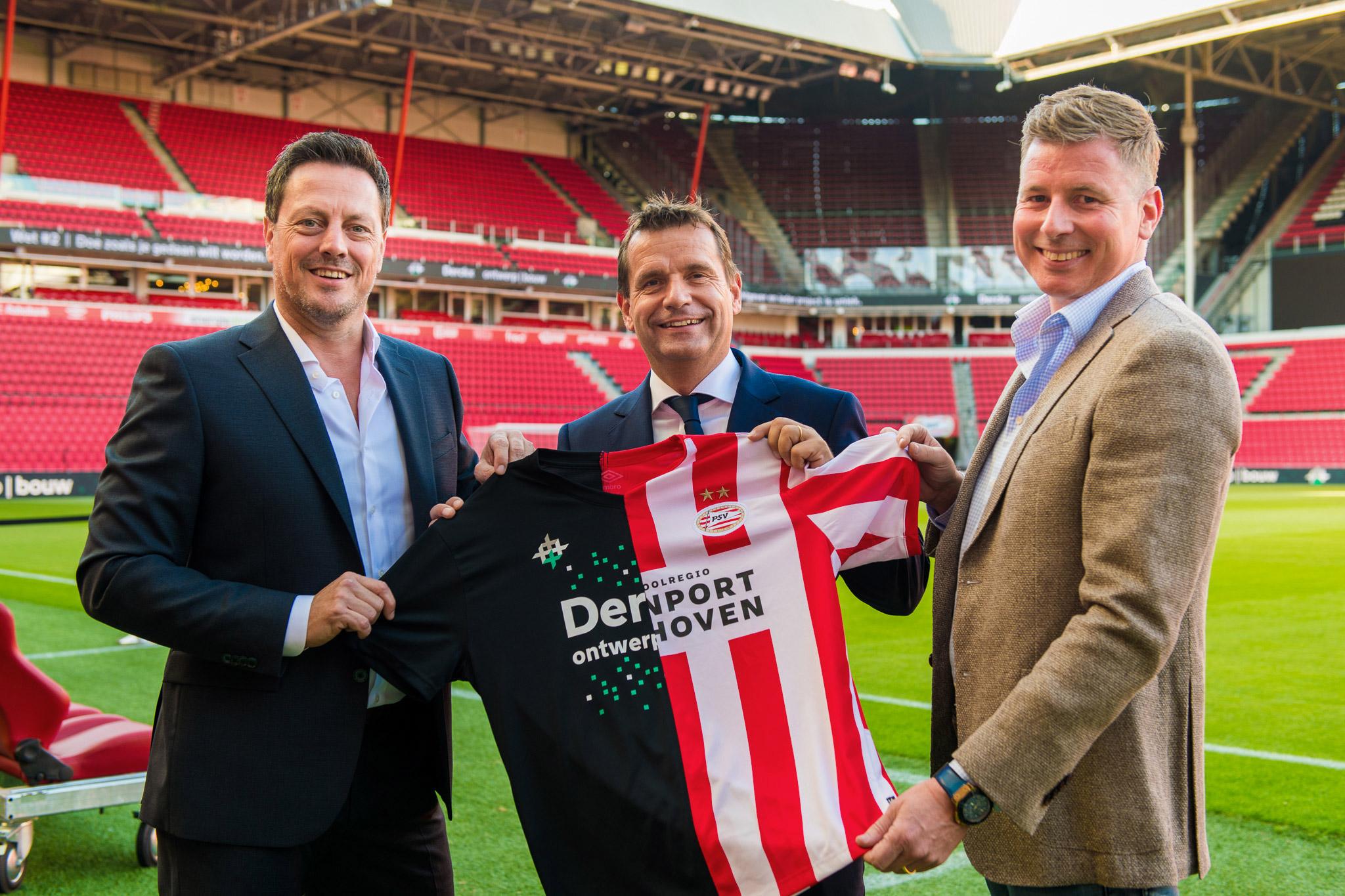 Official Sponsor of PSV